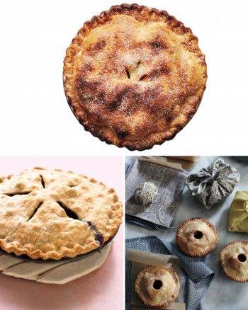 George's Blueberry Pie
