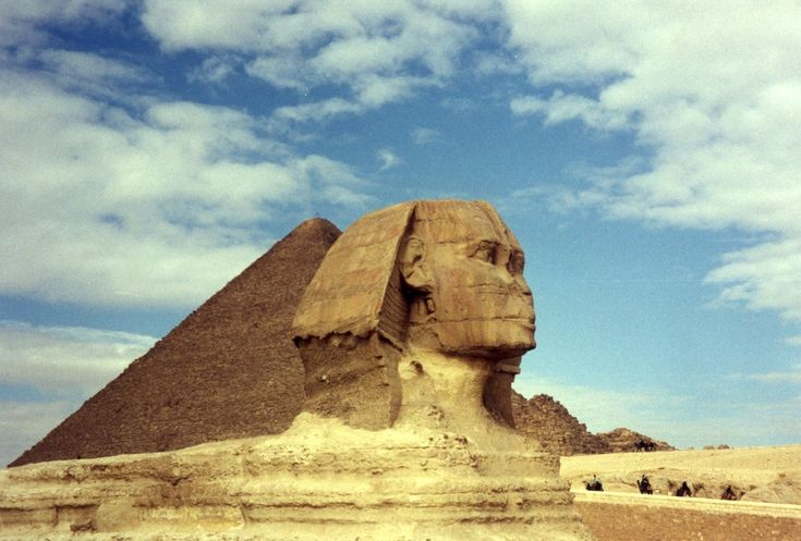 pin the sphinx pyramid - photo #17