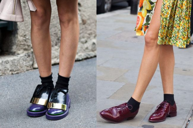 The non-believers guide to wearing socks with everything