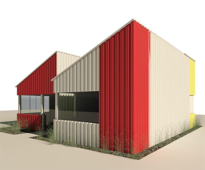 Casa 10x10 Concurso Bim.Bon