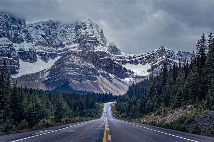 Canadá, Icefields Parkway