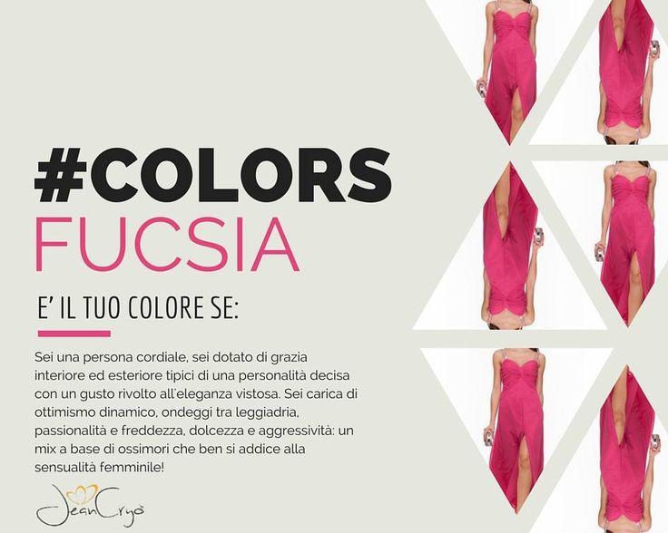 #fucsia #fuxia #energypink àpink #elegance #style #look #fashion #woman