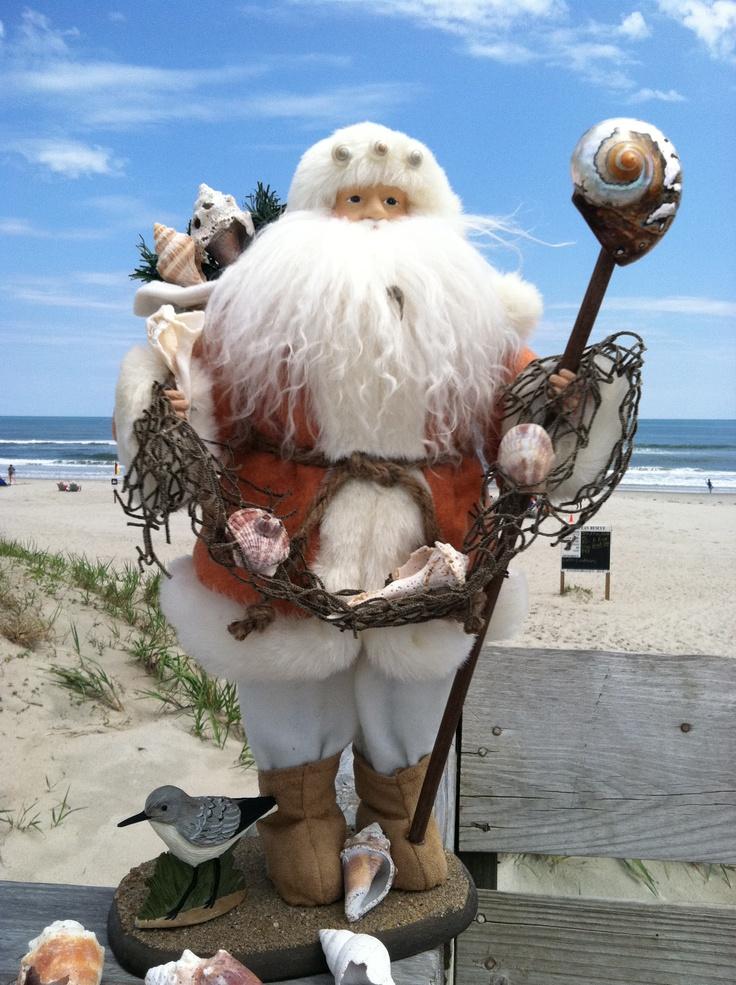 245 best Christmas beach theme images on Pinterest Christmas