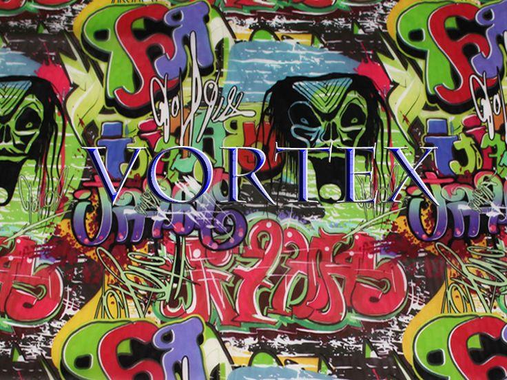 Hydrographics Film American Graffiti 32.5 sqft Water Transfer Printing Hydro dip #VortexDipKitVortexdipkit