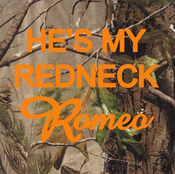 Redneck Romeo & Tan-legged Juliet T-shirts by GearUpApparel