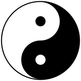 Image result for ying yang logo