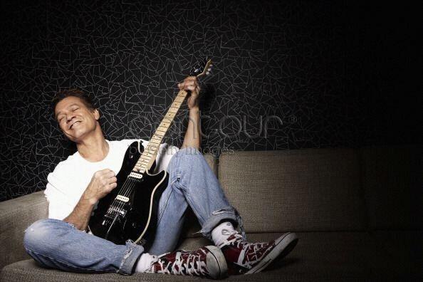 Eddy Van Halen and the joy of music.