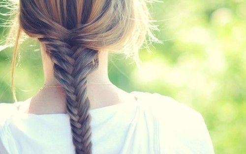 : Long Hair Style, Fish Braids, Style Hair, Summer Beach, Fishtail Braids, Summer Hairstyles, Long Curly Hair, Braids Hair, Woman Hairstyles