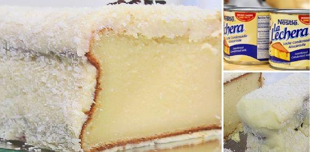 Después de que tus amigos prueban este pastel de leche condensada, ellos serán tus amigos para siempre! | Receitas Soberanas