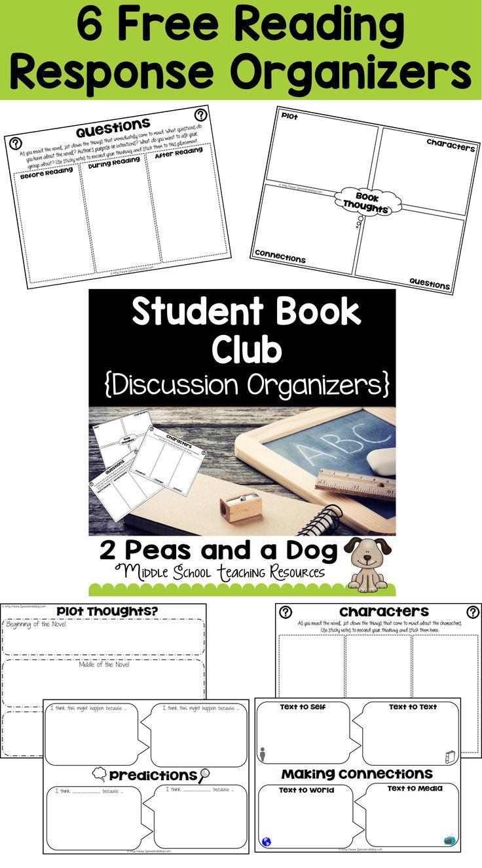 Workbooks literature circles roles worksheets : 260 best literature circles images on Pinterest | Teaching ideas ...
