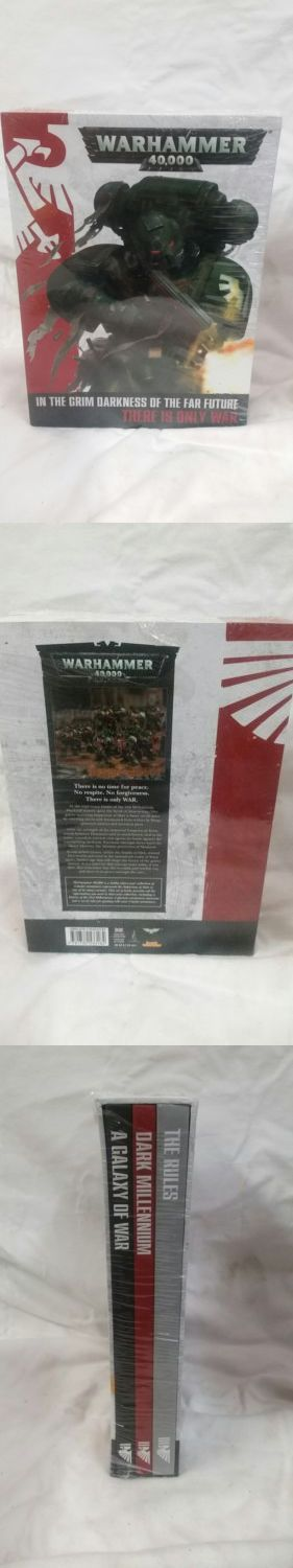 40K Rulebooks and Publications 90944: Warhammer 40K Rulebook: The Rules, Dark Millennium, And A Galaxy Of War -> BUY IT NOW ONLY: $72 on eBay!