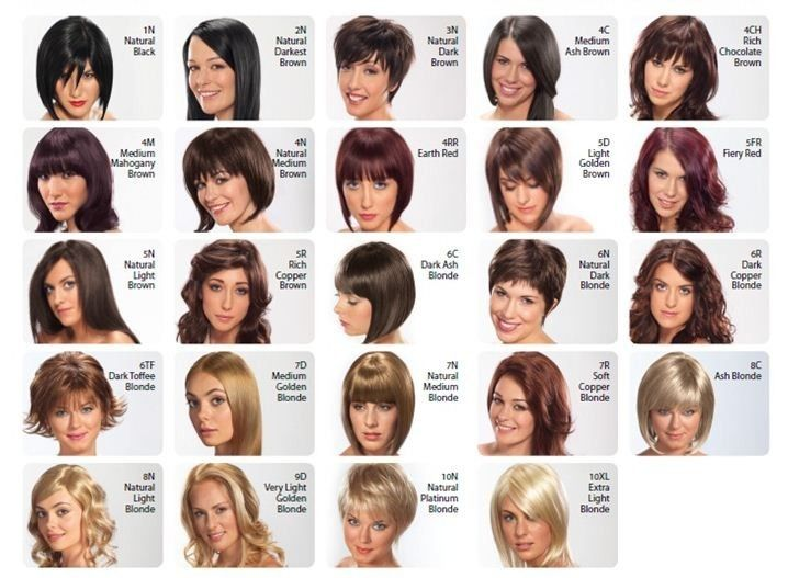 293 Best Images About Hair Styles Amp Colors On Pinterest