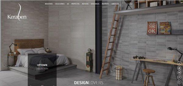 #keraben #dormitorio #revestimiento #decoracion #interiorismo