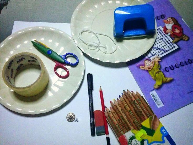 UNInfanziaMOL: Creazioni con i piatti: Strumenti per attività sco...