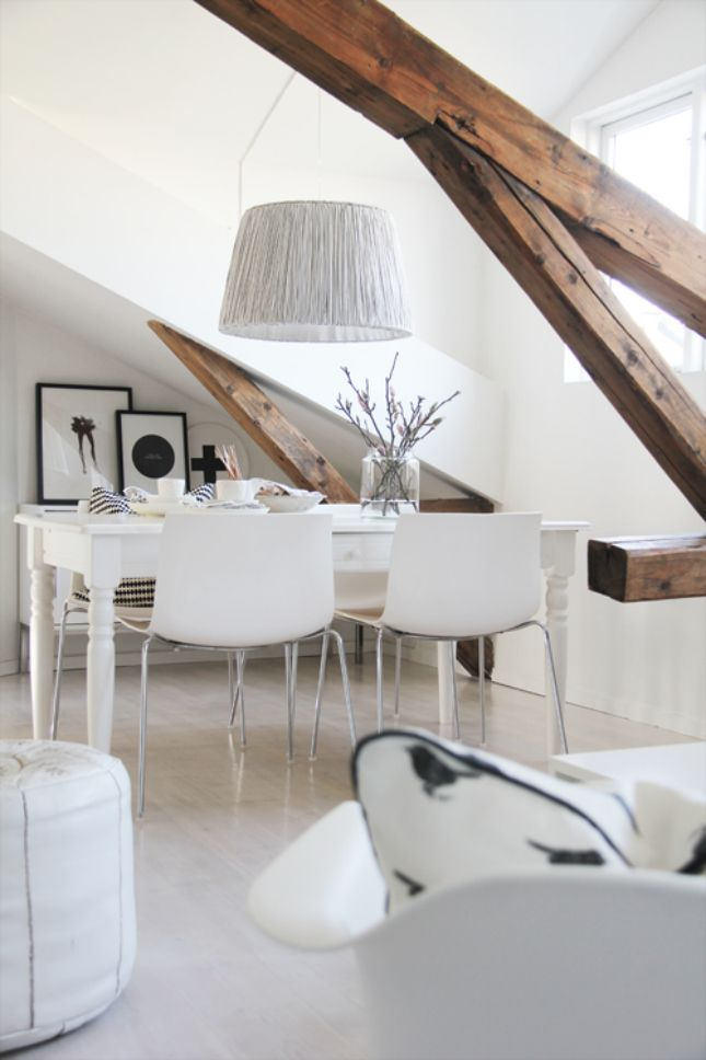 Contemporary and Clear: 30 Scandinavian-Impressed Rooms | Brit + Co