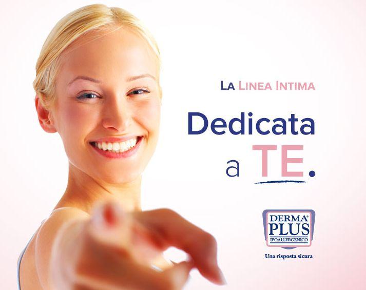 Scopri di più sulla linea #intima di Dermaplus! #DedicataaTE