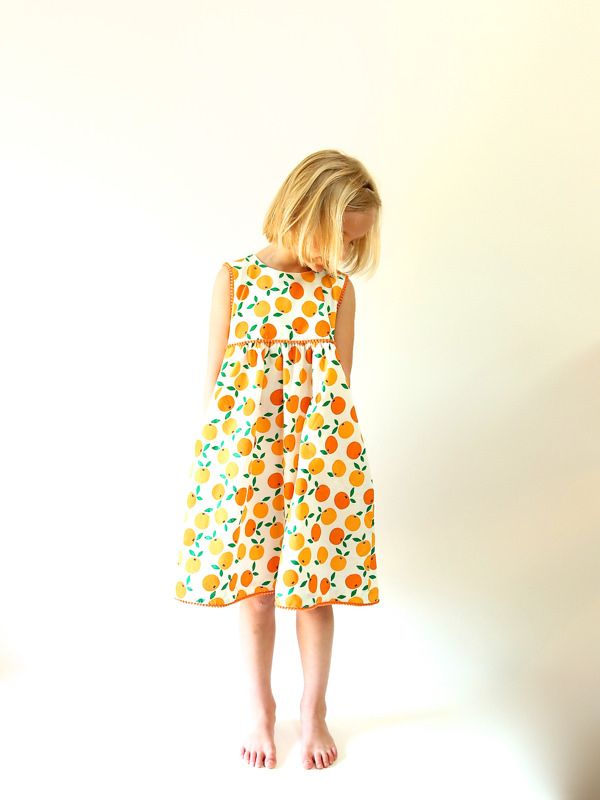 Oh My Darlin' Clementine in here Geranium Dress | toot my own horn ...
