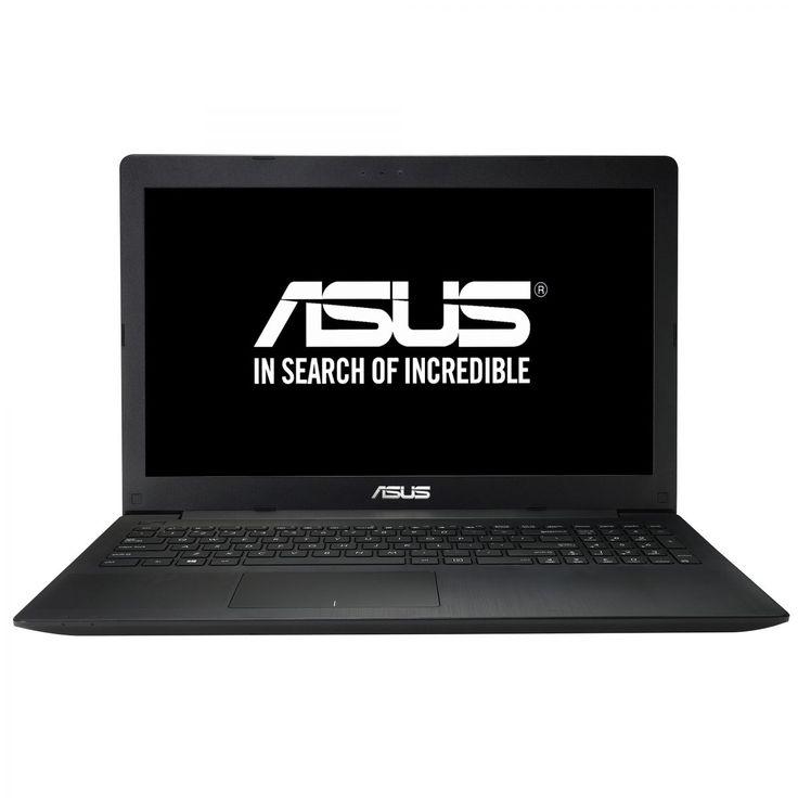 Laptop ASUS X553MA-XX402D cu procesor Intel® Pentium® Quad Core N3540, 2.16GHz, 4GB, 500GB, Intel® HD Graphics, Free DOS, Black - eMAG.ro