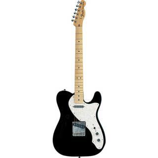 Fender Classic '69 Tele Thinline MN Black