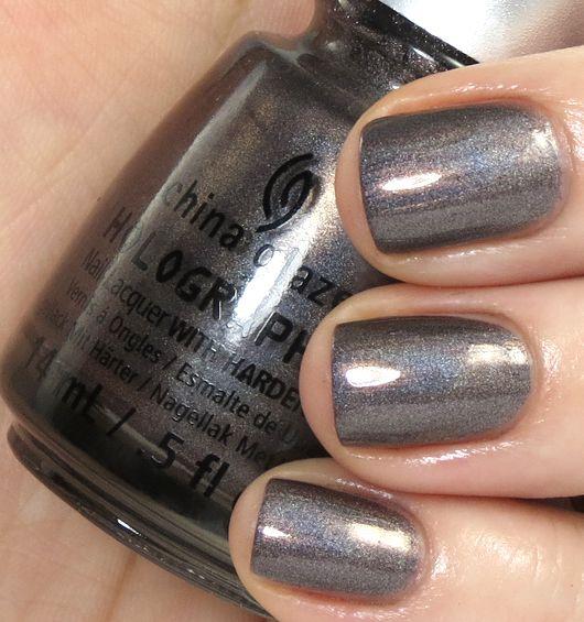 China Glaze Grey Nail Polish: 17 Best Ideas About Grey Nail Polish On Pinterest