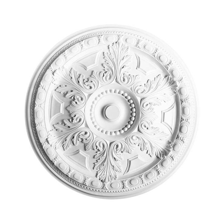 Takrosett Orac R23. Diameter 71,5 cm. Välkommen till Sekelskifte och vår stuckatur i klassisk stil!