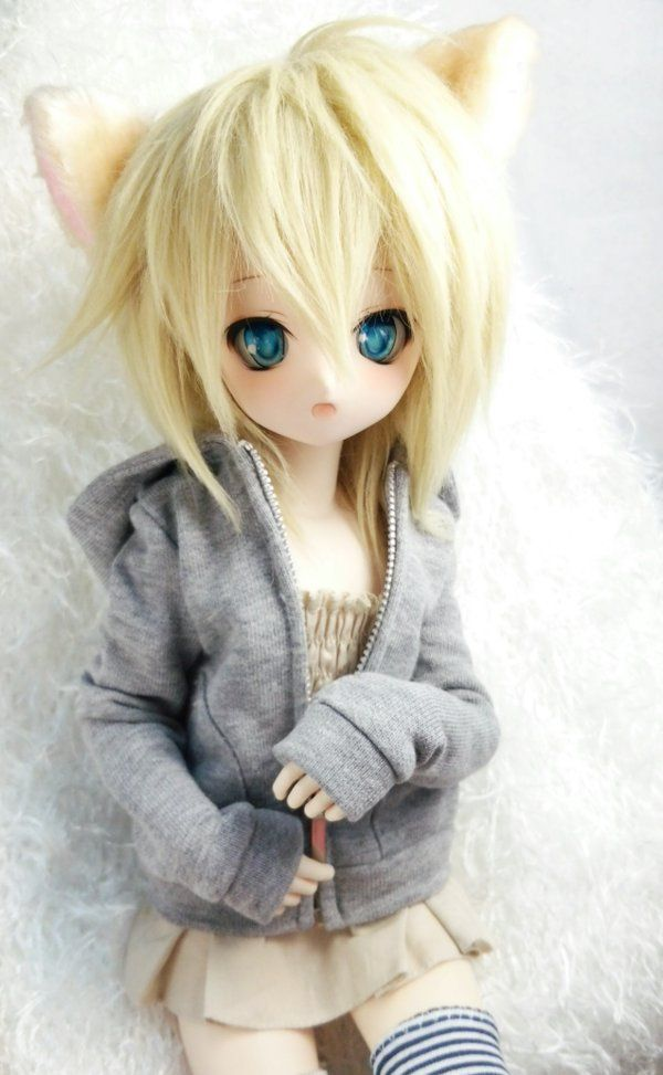 374 best BJD or Japanese Ball Jointed Dolls images on ...