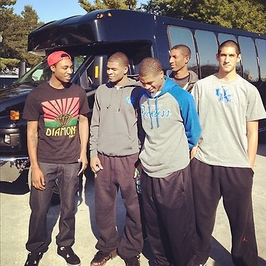 Kentucky Basketball Adds Five for 2013
