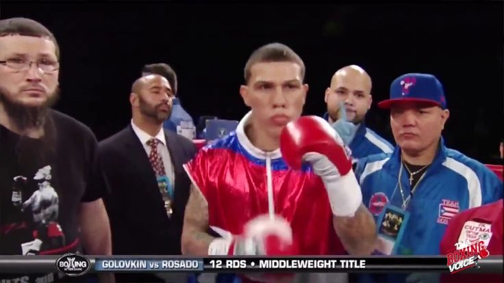 "Gabriel Rosado vows to win Ward-Gatti style war with Martin Murray ""This..."
