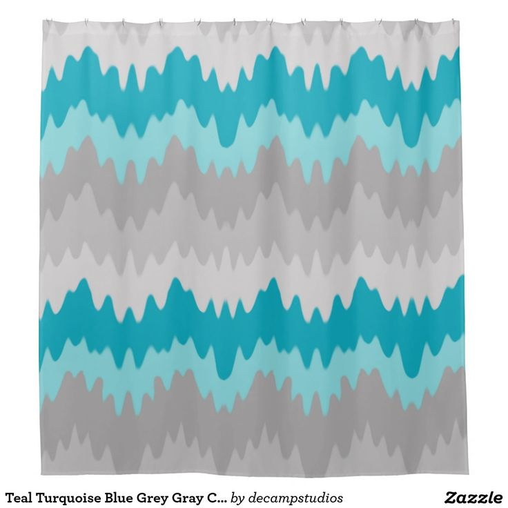 17 Best Images About Shower Curtains On Pinterest Chevron Rainbow Zebra And Gray Chevron