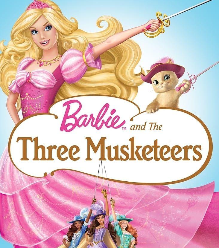Barbie Y Las Tres Mosqueteras Pelicula Completa En Espanol