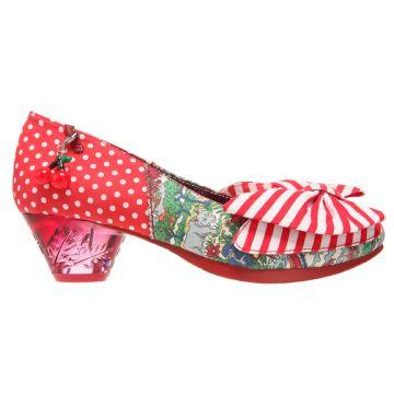 Amazing shoe from Irregular Choice.