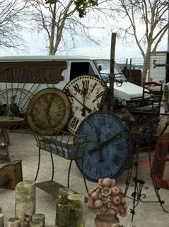 i so want an old giant clock