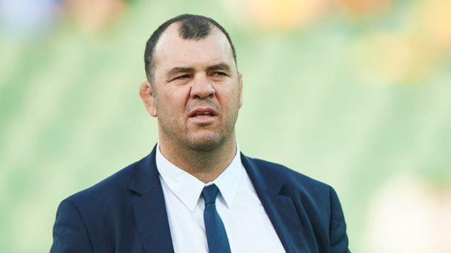 Wallabies coach Michael Cheika has delayed the announcement of his side for this weekend's test against the All Blacks. Photo / Photosport