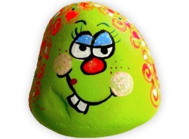 Free Rock Painting Projects | – free rock painting ideas for kids – children bedroom painting ...