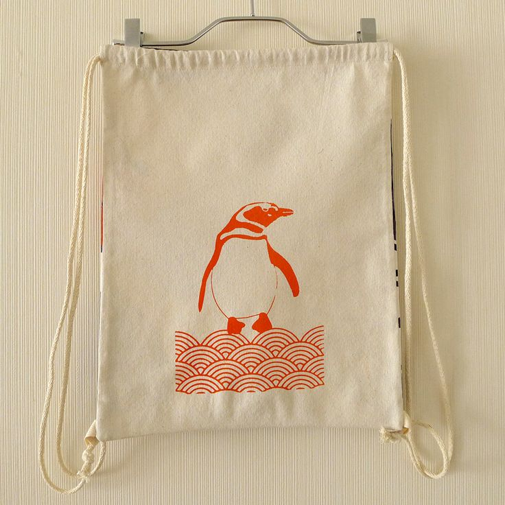 Penguin Backpack www.cocoroco.cl