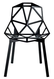 Chair_One från Magis som kan väljas i olika färger.
