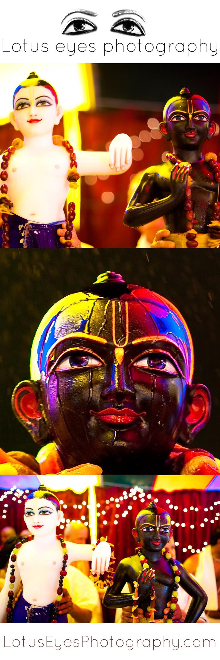 Lord Krishna & Balaram