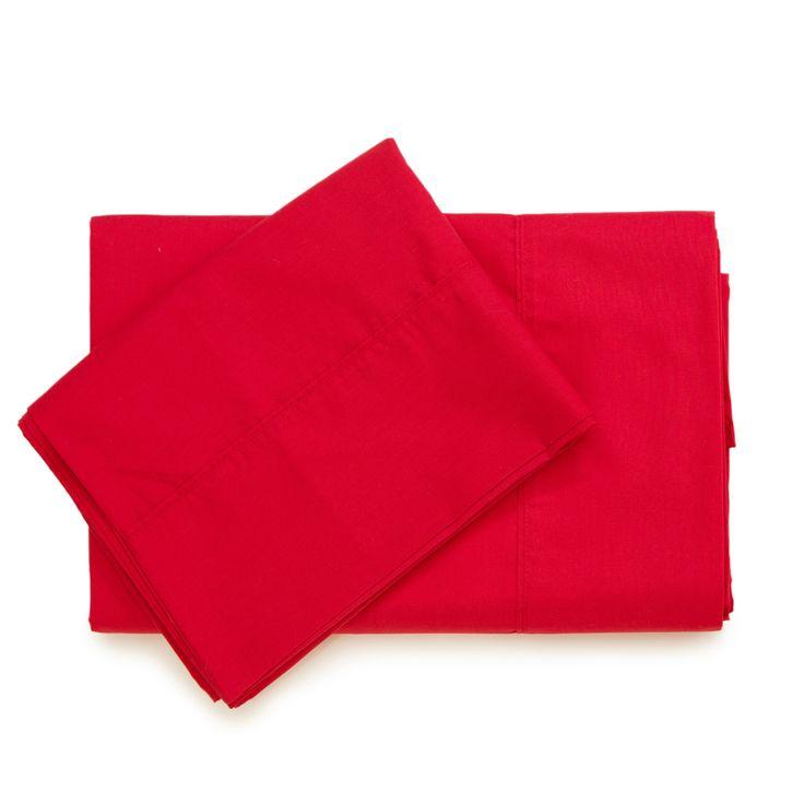 Plain Dye 250 Thread Count Sheet Range | Pillow Talk