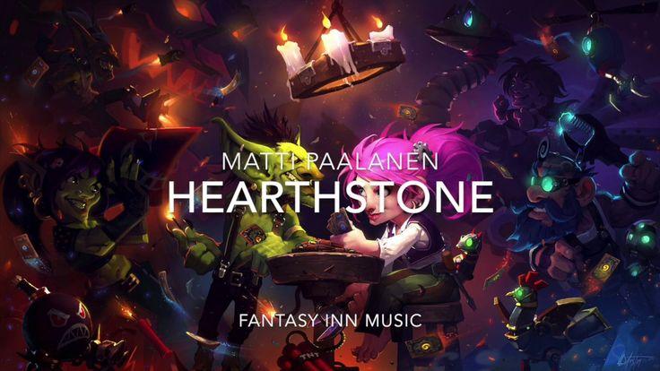 Hearthstone - Fantasy Inn Music - Matti Paalanen contains a fantasy inn tune I made as a tribute to the wonderful card game Hearthstone by Blizzard entertain...