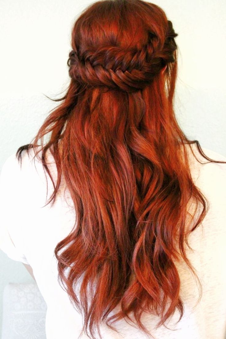 Big fan of this vibrant copper red hue.   Hair, redhead, ginger, henna