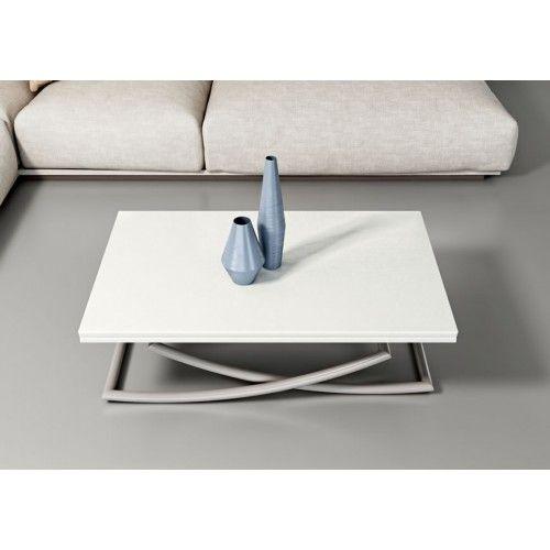 Table basse relevable SAKURA                                                                                                                                                                                 Plus