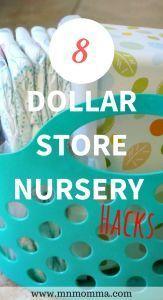 Kindergarten-Ideen mit kleinem Budget – 8 DIY-Dollar-Hacks für den Kindergarten und das Heim Ihres Babys – nursery for plants