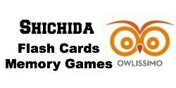 Shichida Flash Cards & Memory Games - free Chinese flashcards