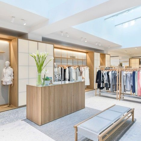 Neri&Hu combines Japanese and Californian design for Selfridges' Body Studio