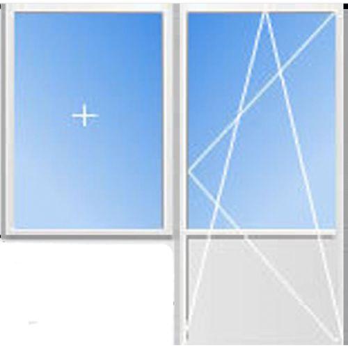 Блок балконный в панельный дом