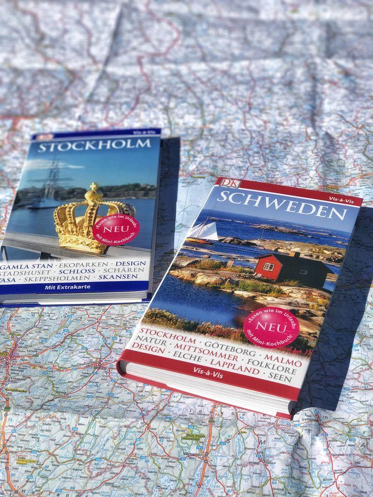Reiseplanung für unsere Reise durch Schweden!