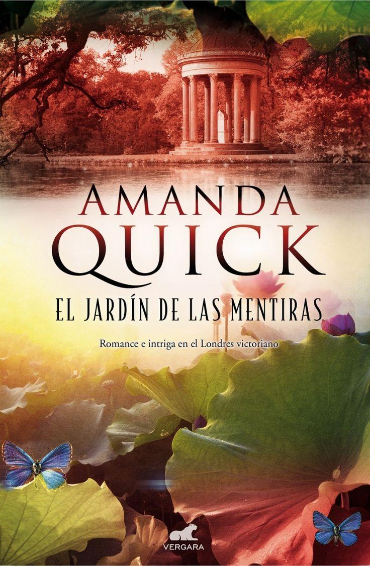 P R O M E S A S D E A M O R: Reseña   El jardín de las mentiras, Amanda Quick