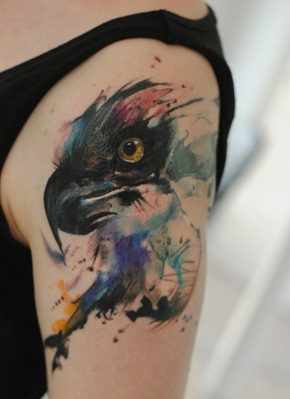 Best 20 eagle tattoos ideas on pinterest - Wicked 3d tattoos ...