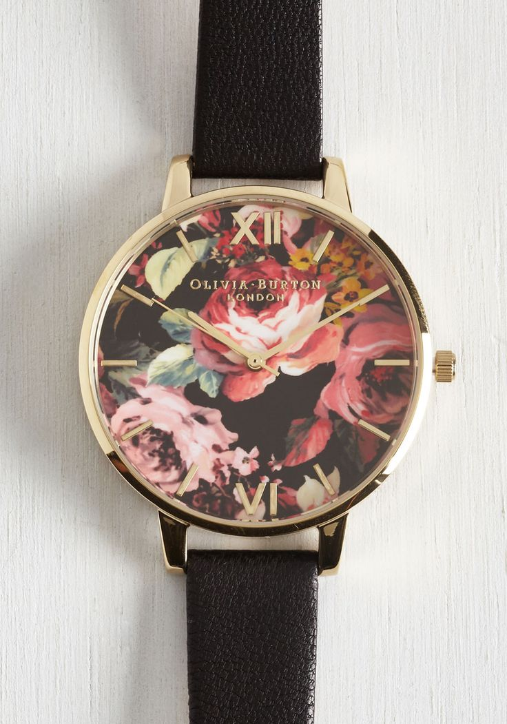 After Flowers Watch   Mod Retro Vintage Watches   ModCloth