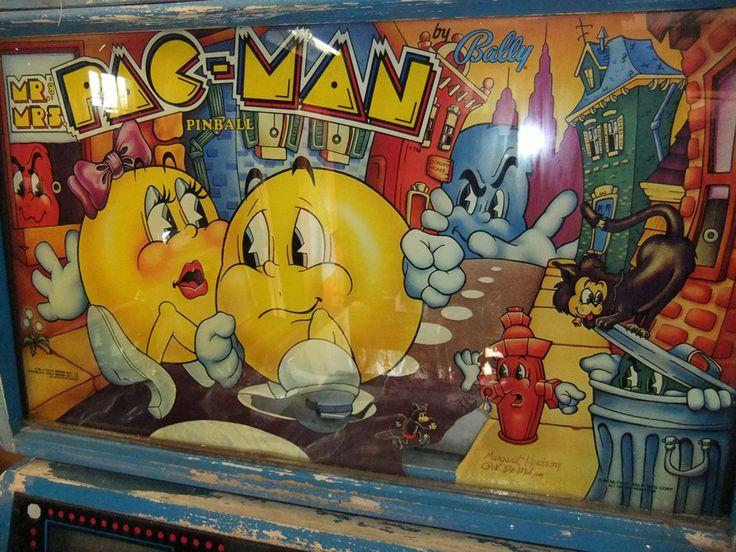 Mr and Mrs Pac-Man Pinball - CHEAP - Philadelphia PA - KLOV/VAPS Coin-op Videogame, Pinball, Slot Machine, and EM Machine Forums